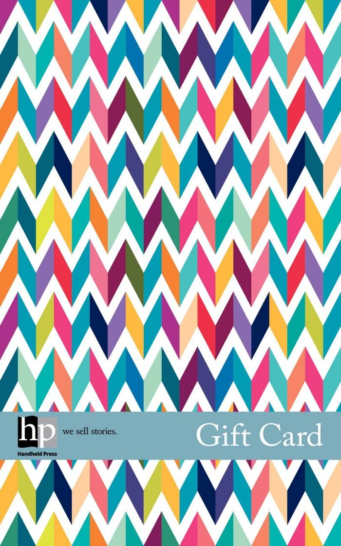 Handheld Press Gift Cards