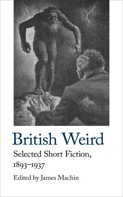 James Machin (ed.), British Weird