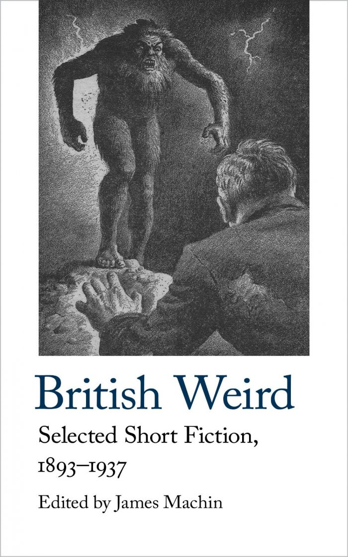 James Machin (ed.), British Weird